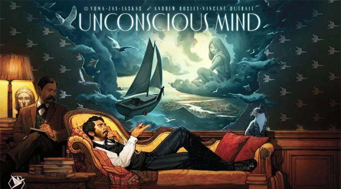 portada de Unconscious Mind