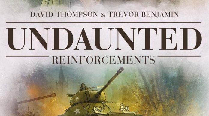 Logotipo de Undaunted: Reinforcements