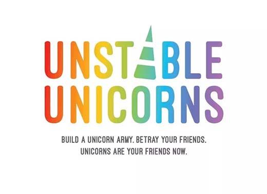 portada de Unstable Unicorns