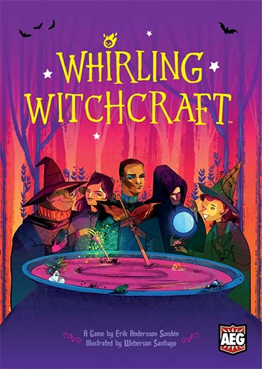 Portada de Whirling Witchcraft