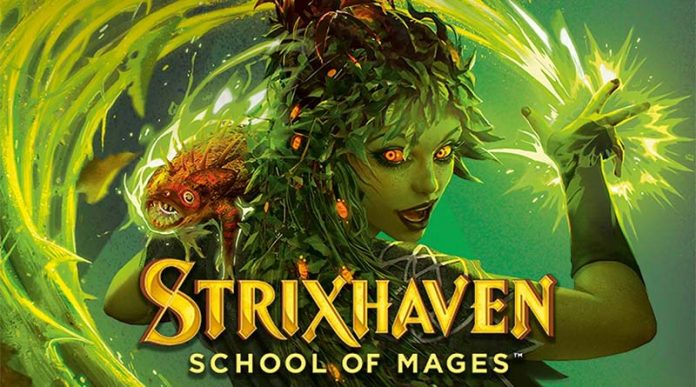Ilustración de Strixhaven: School of Mages