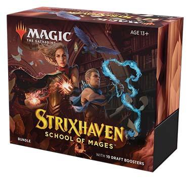 Caja de Strixhaven: School of Mages