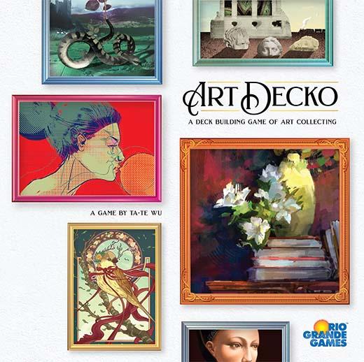 Portada de Art Decko