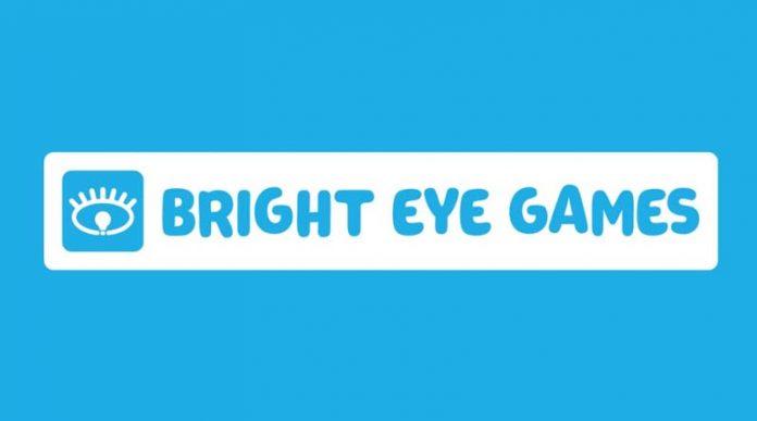 Logotipo de Bright eye games