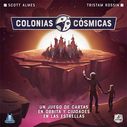 Portada de Colonias Cosmicas