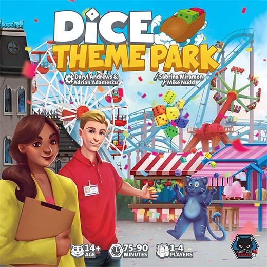 Portada de Dice Theme Park