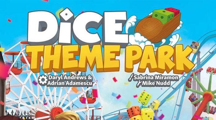 Logotipo de Dice Theme Park