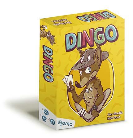 Portada de Dingo
