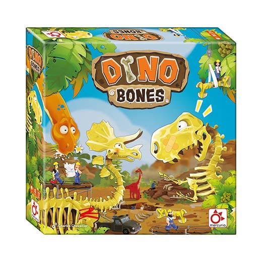 Portada de Dino Bones