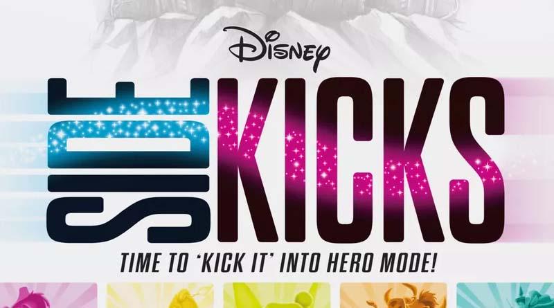 Logotipo de Disney sidekicks