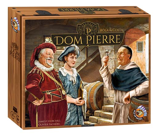 Caja de Dom Pierre