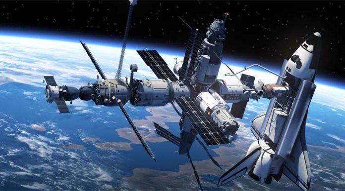 La estación espacial internacional, protagonista del juego de mesa 1998 ISS