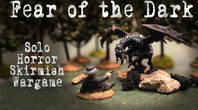 Portada del juego Feara of the Dark