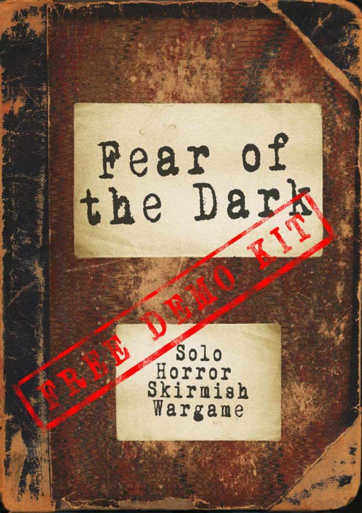 manual de prueba de Fear of the Dar
