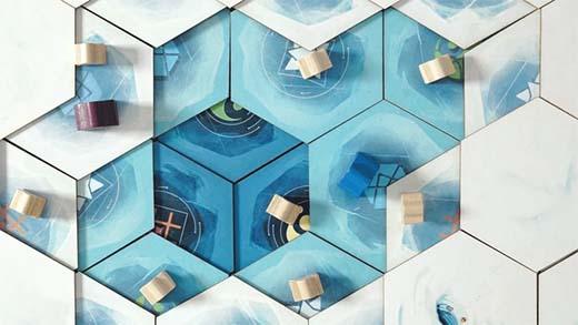 Tablero multinivel de Ice