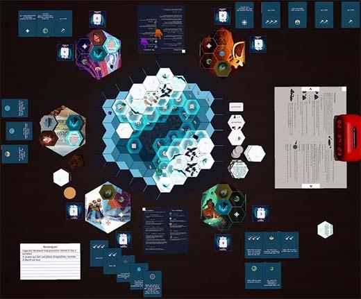 Ice en Tabletop Simulator