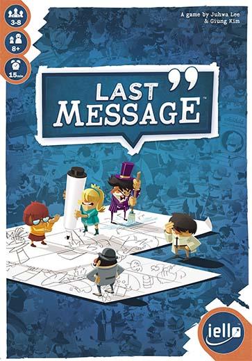 Portada de Last Message