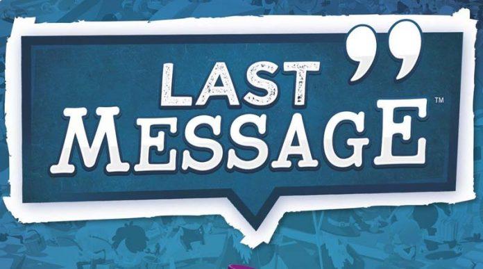 Logotipo de Last Message