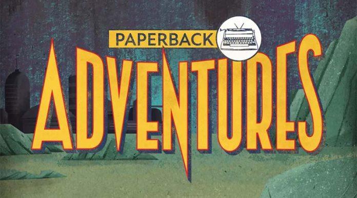 Logotipo de Paperback Adventures
