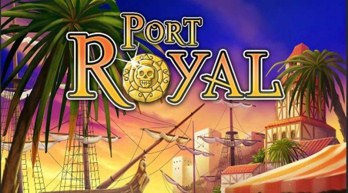Imagen del juego de mesa Port Royal Big Box