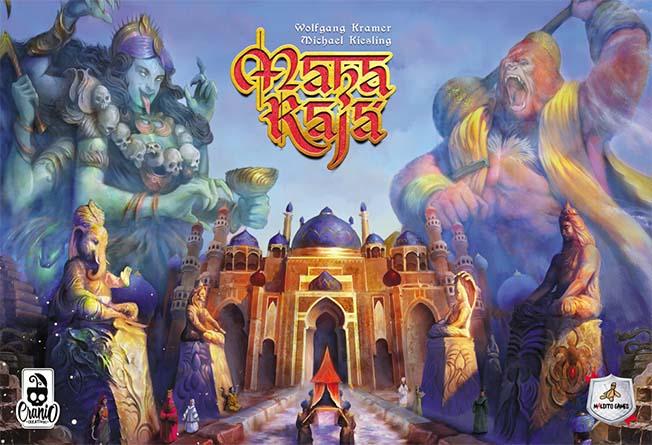 Portada de Maharaja