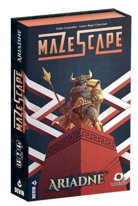 Juego MazeScape de Devir