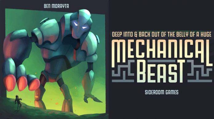 Imagen promocional de Mechanical Beast