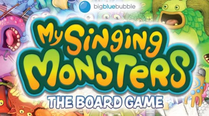 Logotipo de My Singing Monsters: The Board Game