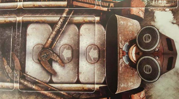 Detalle del tablero de Nicodemus