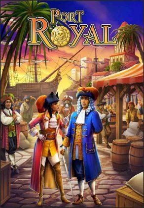 Nueva portada del juego Port Royal Big Box de TCG Factory