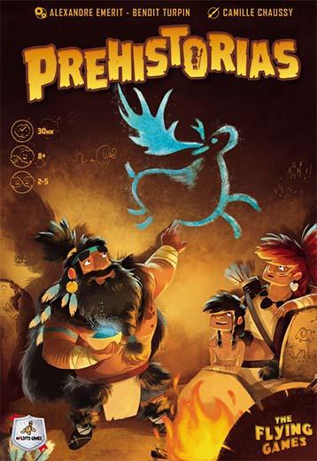 Portada de Prehistorias