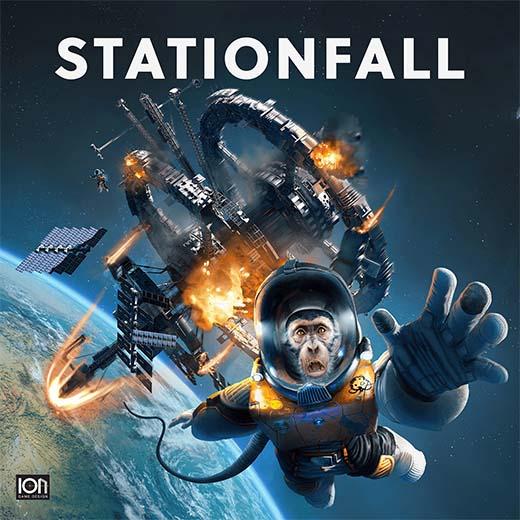 Portada de Stationfall