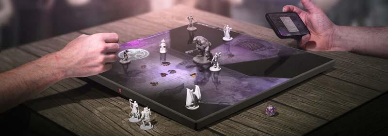 Uso del tablero The Last Gameboard