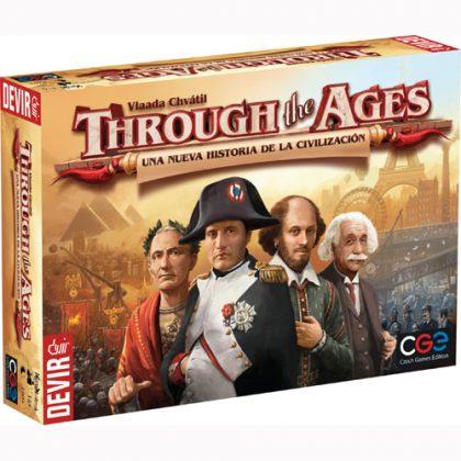 Juego Through de Ages