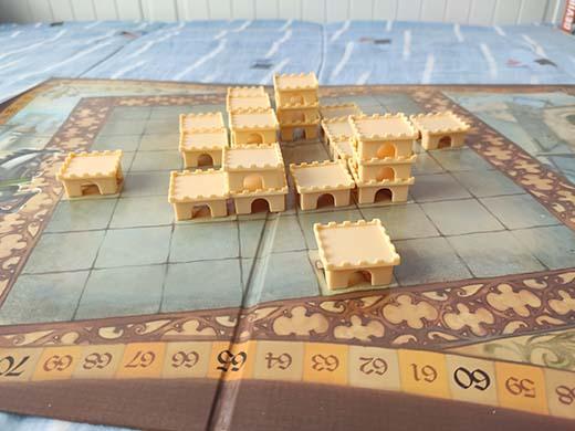 Fichas de castillo de Torres