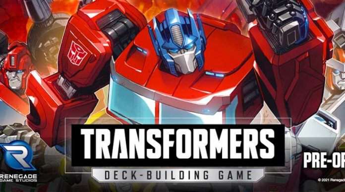 Logotipo de Transformers TCG