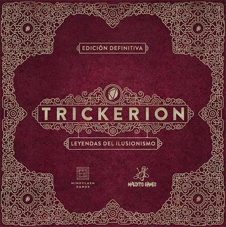 Portada de Trickerion