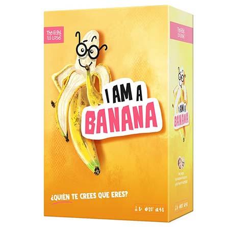 Portada de i am a banana