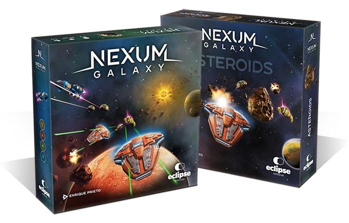 Cajas Nexum Galaxy