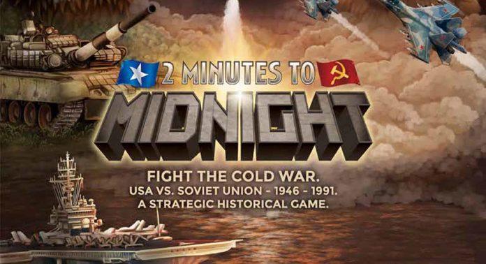 Logotipo de 2 Minutes to Midnight