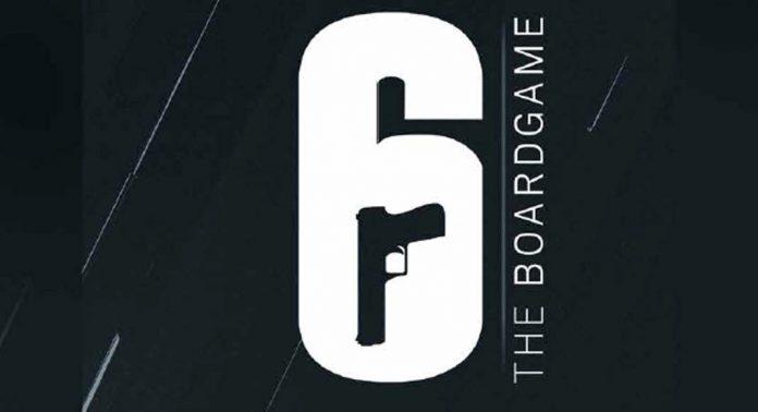 Logotipo de 6 siege the board game
