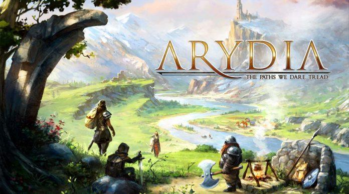 Arte de la portada de Arydia: The Paths We Dare Tread