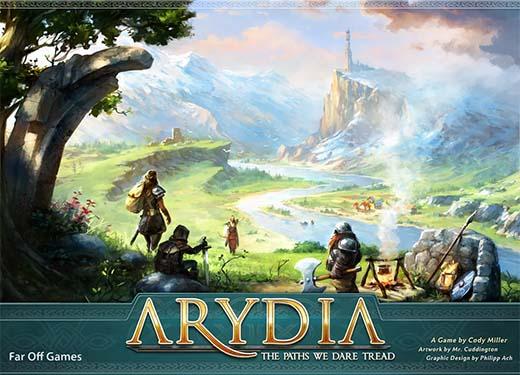 Portada de Arydia: The Paths We Dare Tread