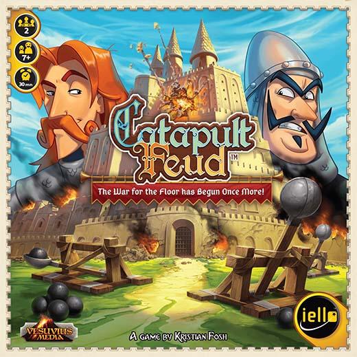 Portada de Catapult Kingdoms