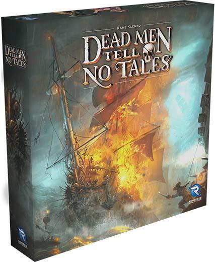 Portada de Dead Men Tell No Tales