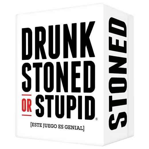 Portada de Drunk Stoned or Stupid