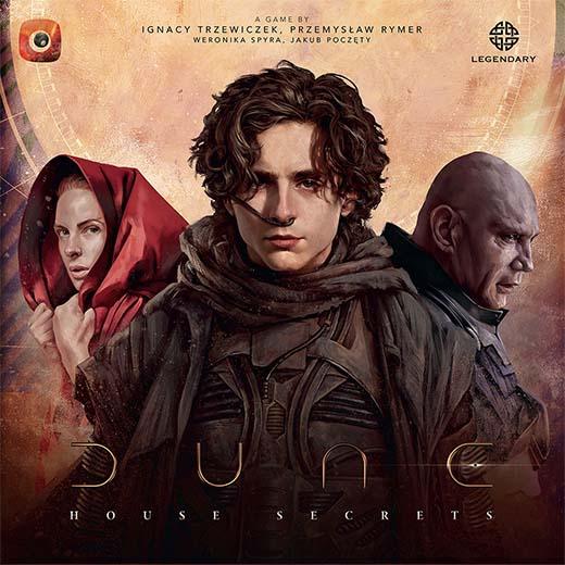 Portada de Dune: House Secrets