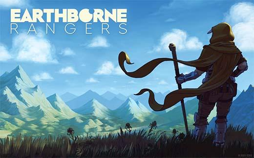Ilustración de Earthborne Rangers