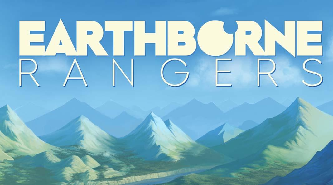Logo de Earthborne Rangers