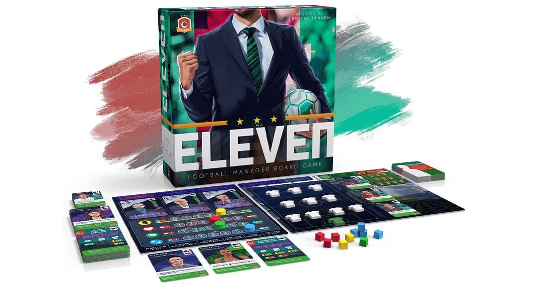 Juego de mesa Eleven